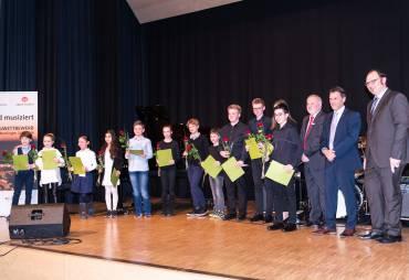 """""""Jugend-musiziert"""" Preisträgerkonzert 2020"""