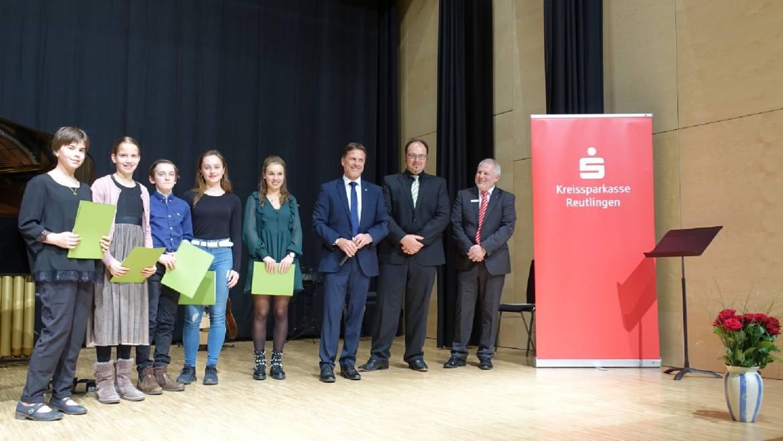 Preisträgerkonzert – Forum Kreissparkasse